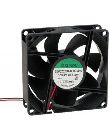 DC Brushless Fan 80x80x20mm 12V 74mA Sunon | Ventoinhas |