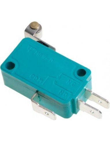 Microswitch 10A Roller | MicroSwitch |