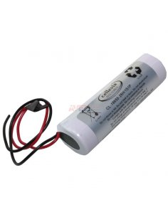 Lithium Ion Polymer RE-Battery MR18650 - 3.6v 2600mAh