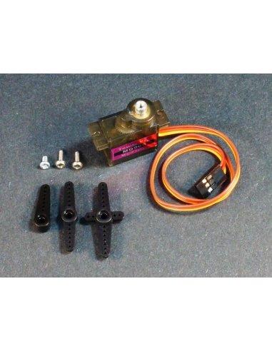 Servo MG90S Rotação Contínua TowerPro