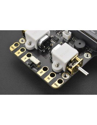 Micro:Maqueen - Base Robótica para micro:bit