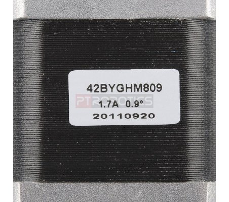 Stepper Motor Unipolar 400Steps 3V 1.7A 68oz-in