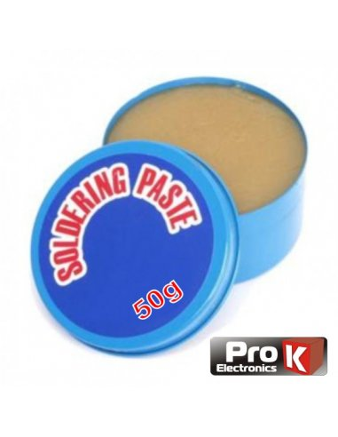 Solder Paste 50g ProK   Material Soldadura  