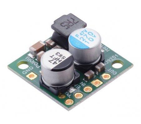 Pololu 6V, 2.5A Step-Down Voltage Regulator | Regulador de Voltagem D24V22F6 | Alimentação |