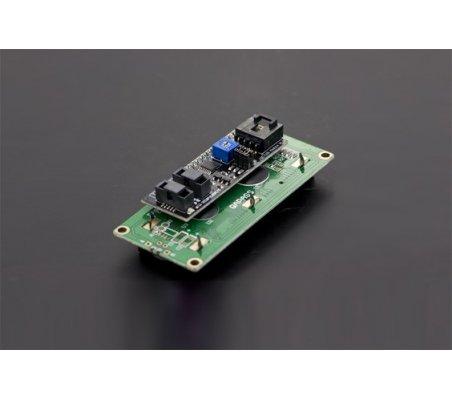 I2C 16x2 Arduino LCD Display Module | LCD Alfanumerico |