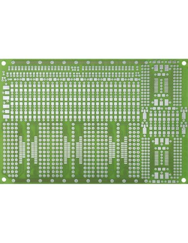 PCB Universal Prototyping Board 80x120mm | PCB |