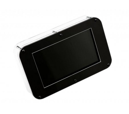 """ModMyPi - 7"""" Touchscreen Case and Stand"""