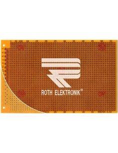Single Sided Matrix Board 160x100x1.5mm - 37x58 holes