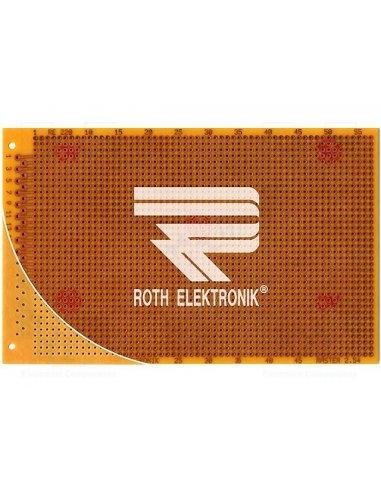 Single Sided Matrix Board 160x100x1.5mm - 37x58 holes | PCB |