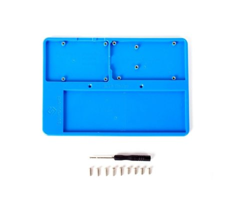 5 in 1 Breadboard Holder for Arduino Uno Mega 2560, Raspberry Pi | Caixas Raspberry pi |