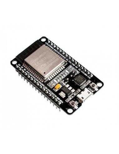 ESP32 2.4GHz Dual-Mode WiFi and Bluetooth Development Board | WiFi |