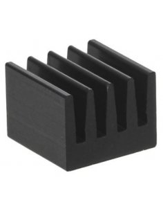 Heatsink for DIL-IC, PLCC and SMD 74K/W 8x8x6mm