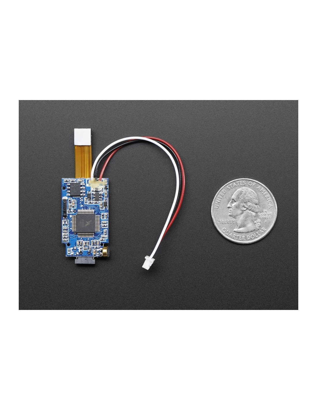 Mini Spy Camera with Trigger for Photo or Video