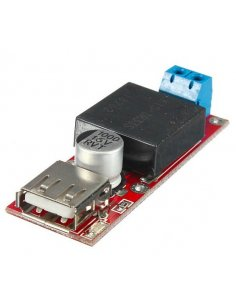 DC-DC Converter 7-24V to 5V/3A Step-down USB Charger