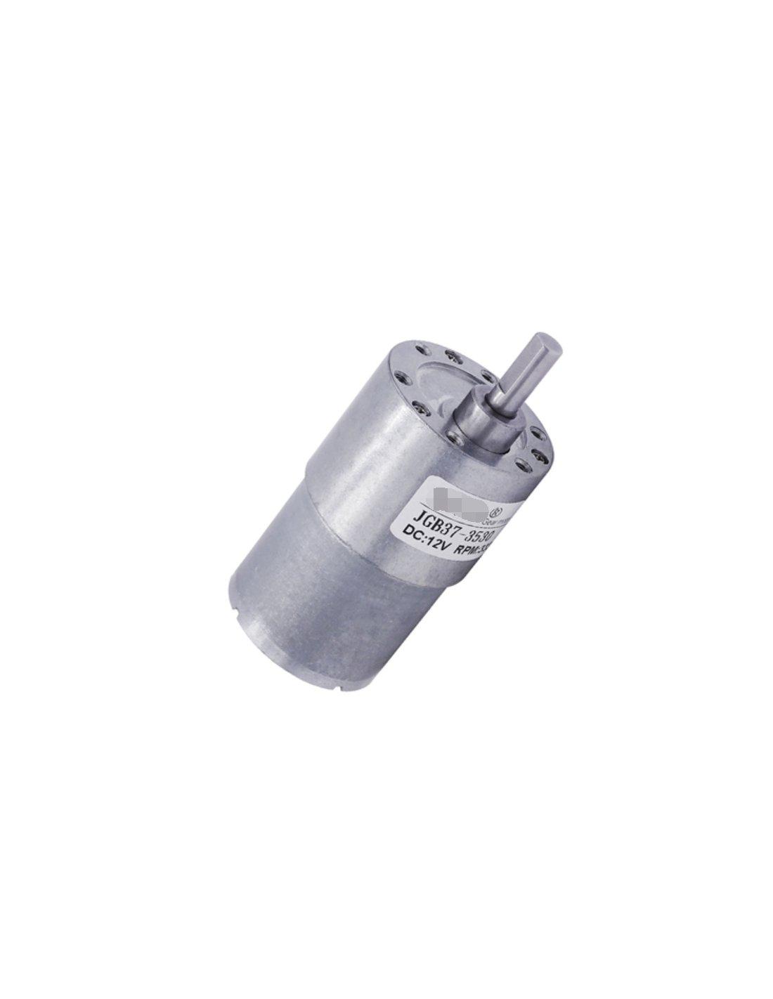 JGB37-3530 Small DC Gear Motor 12V 1000rpm