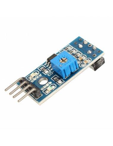 TCRT5000 Infrared Reflective Sensor Module   Sensores Ópticos  
