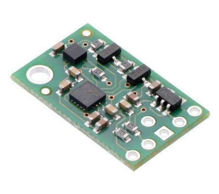 MinIMU-9 v5 Gyro, Accelerometer and Compass (LSM6DS33 and LIS3MDL Carrier)