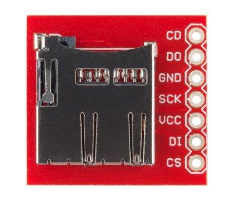 Breakout Board for microSD Transflash