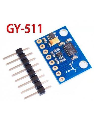 GY-511 LSM303DLHC Compass 3-Axis Accelerometer and Magnetometer Sensor Module