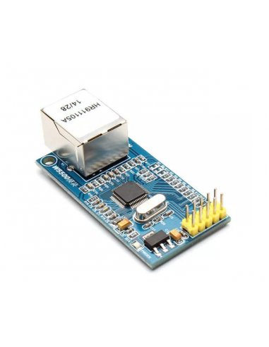 W5500 Ethernet Network Module Hardware TCP/IP Interface 51/STM32 Program Driver   Arduino  