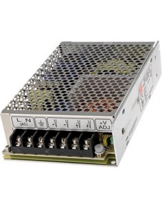 Mean Well RS-25-5 Industrial Power Supply 5V 25W 5A