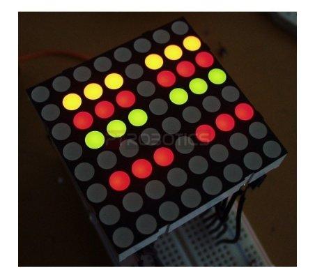 LED Matrix - Dual Color - Medium   Matriz de Led  