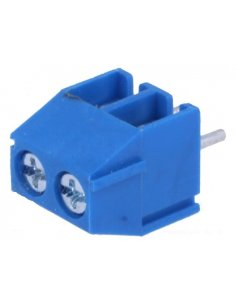 Terminal Block 2P Blue 3.5mm