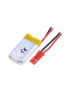 Polymer Lithium Ion Battery - 3.7v 250mAh