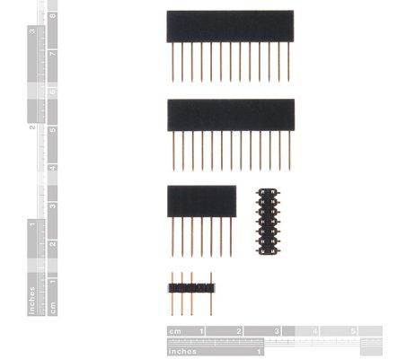 Teensy Header Kit | Headers e Sockets |