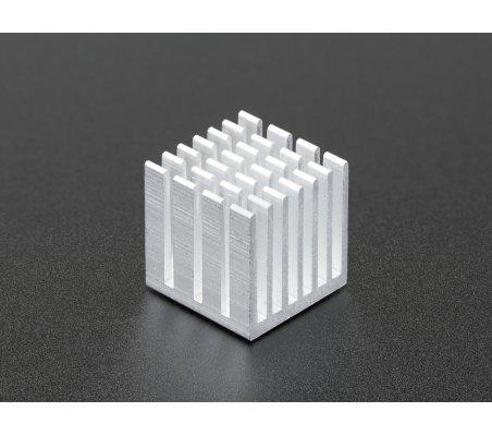 Aluminum Heat Sink for Raspberry Pi 3 or 4 - 15 x 15 x 15mm