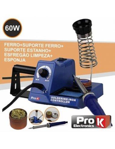 Soldering Station 60W Prok   Material Soldadura  