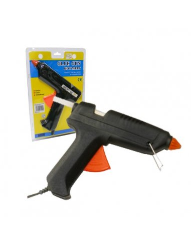 Hot Glue Gun 80W 11mm Blister