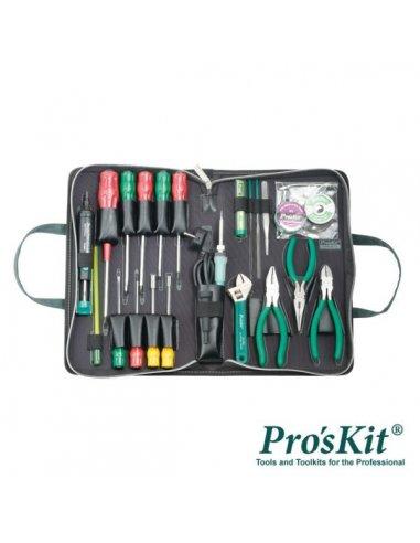 Tool kit Proskit 1PK-813B | Material Soldadura |