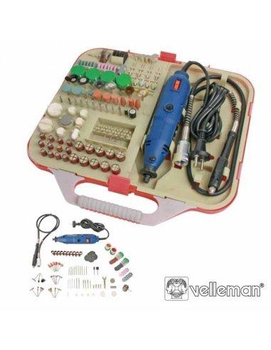 VTHD05 - Electric Precision Drill & Engraving Set - 162pcs | Berbequins |