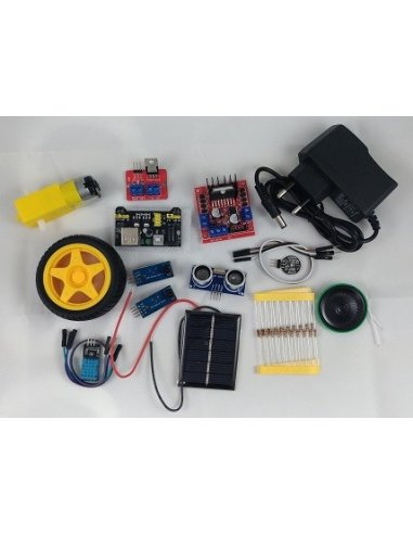 Kit Happy Code Micro:bit Plus