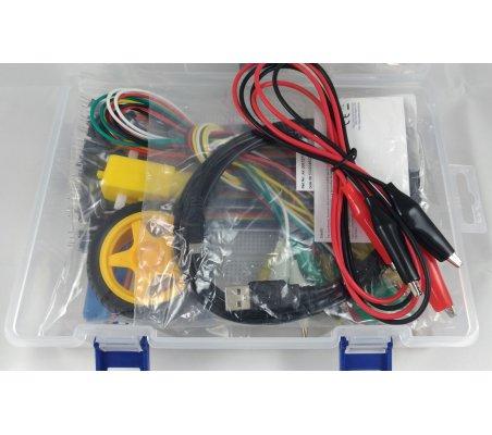 Kit Happy Code Micro:bit Intermédio | Micro:Bit |
