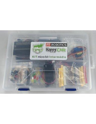Kit Happy Code Micro:bit Intermédio