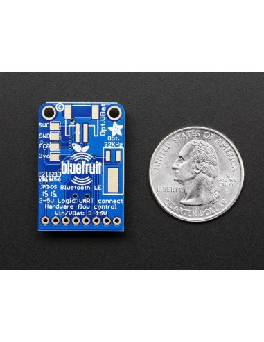 Adafruit Bluefruit LE UART Friend - Bluetooth Low Energy (BLE) | Conversores |