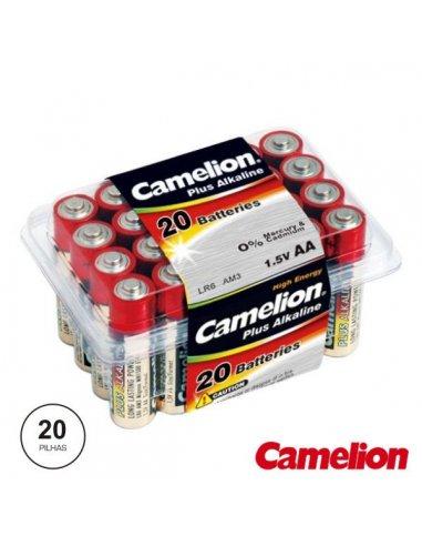 Camelion Alkaline Battery AA 1.2V 2800mA Blister - 20pcs