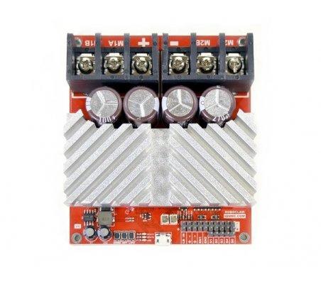 RoboClaw 2x60A Motor Controller (V6)   Pontes H  