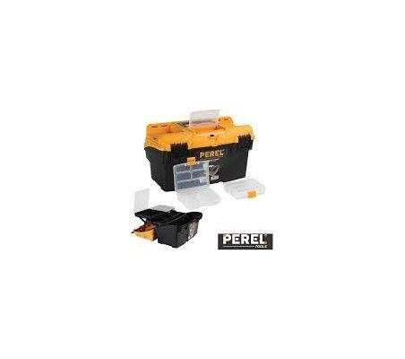 Perel OMC17 Cantilever Toolbox 17'' | Caixas Arrumação |