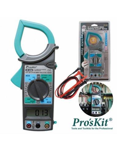 MT-3266 Pinça Amperimétrica Digital AC 750V/1000V Proskit