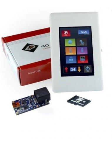 SK-4Duino-24 LCD Starter Kit | LCD Alfanumerico |