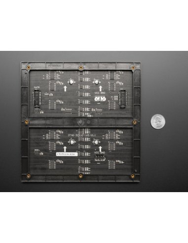 32x32 RGB LED Matrix Panel - 6mm pitch | Led RGB | Adafruit