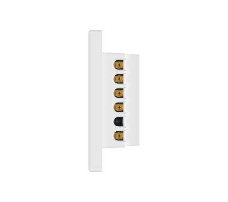 Sonoff T1 EU: TX Series WiFi Wall Switch 2 Gang - White | Wireless |
