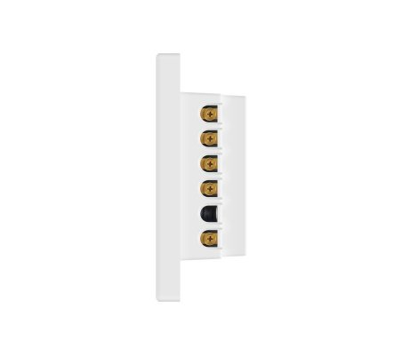Sonoff T1 EU: TX Series WiFi Wall Switch 2 Gang - White