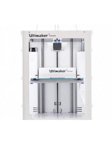Ultimaker 3 Extended 3D Printer / Impressora 3D