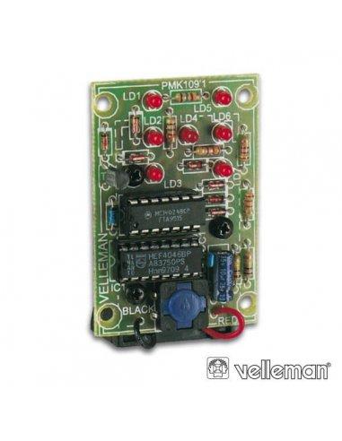 Kit DIY Velleman MK109 - Dado Eletrónico
