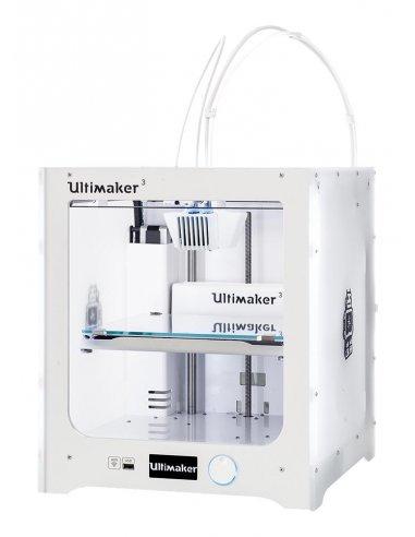 Ultimaker 3 3D Printer / Impressora 3D | Impressora 3D |
