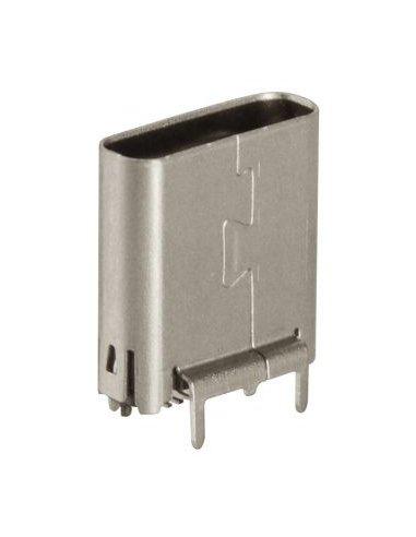 USB Female Type C Connector - SMT   Ficha USB  